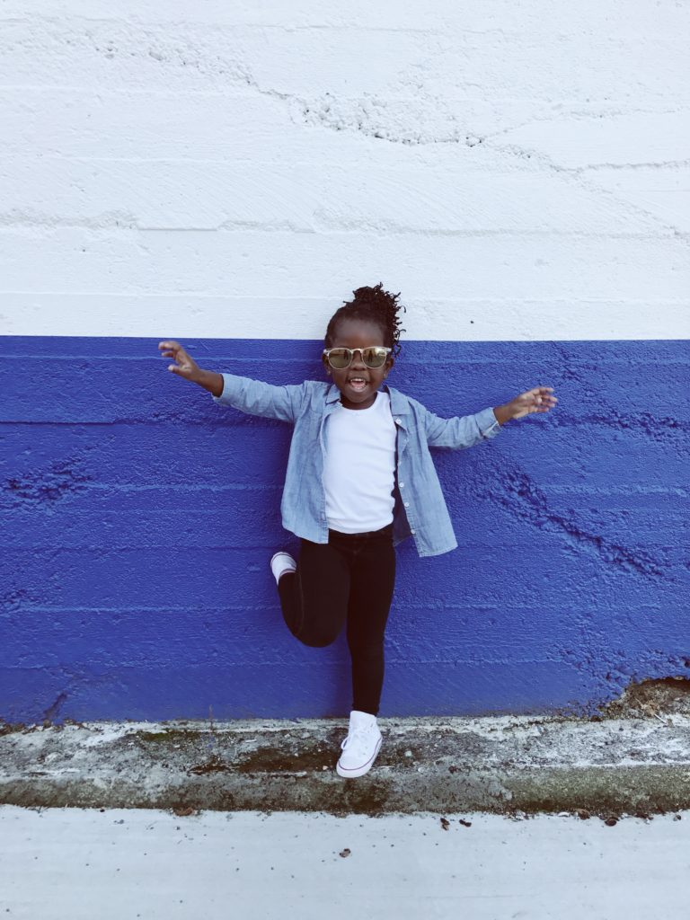 Feeling Confident in Your Own Skin: A Message From the Little Girl in You